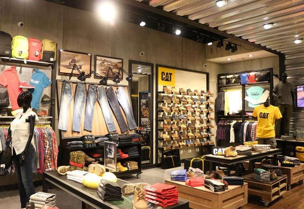 Se requieren mujeres con experiencia en la promoción y venta de ropa (Trabajo de temporada)