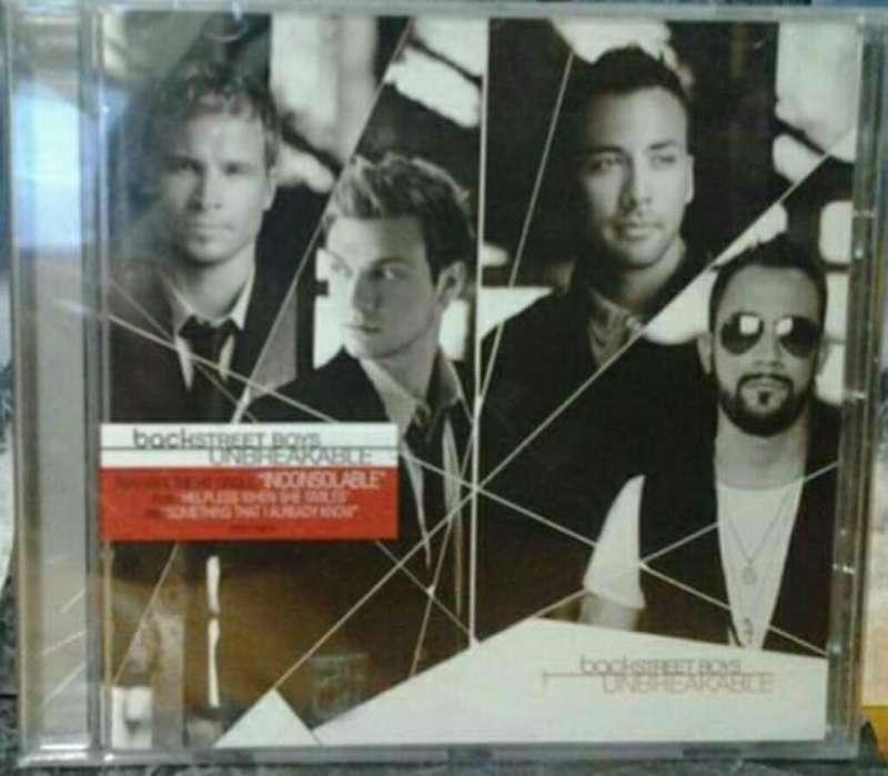 Backstreet Boys Umbreakable