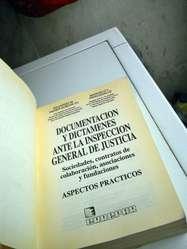 Documentacion Y Dictamenes Ante La Inspeccion Gral Justicia