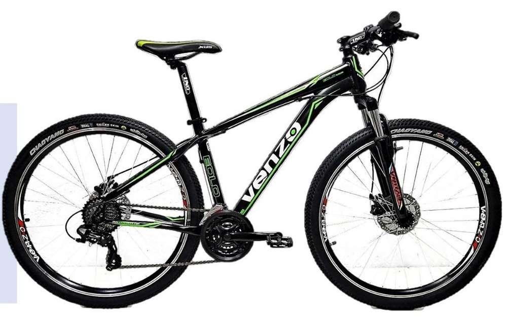 Bicicleta Venzo Talles Chicos Promo