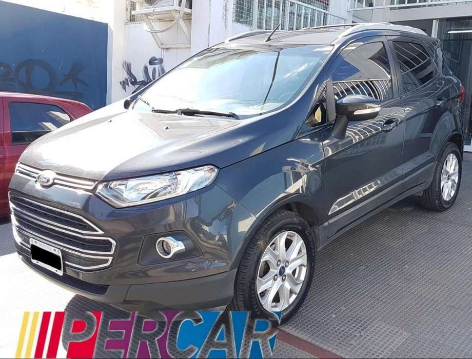 Ford Ecosport 2012 - 88000 km