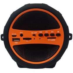 Parlante Portátil Moonki 8 Sound MIC63BT Naranja
