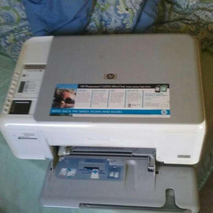 Vendo Impresora Hp Multifuncion