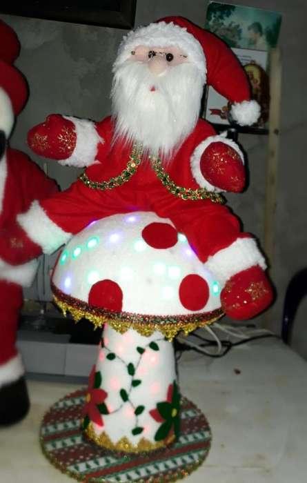 Hongo Papá Noel