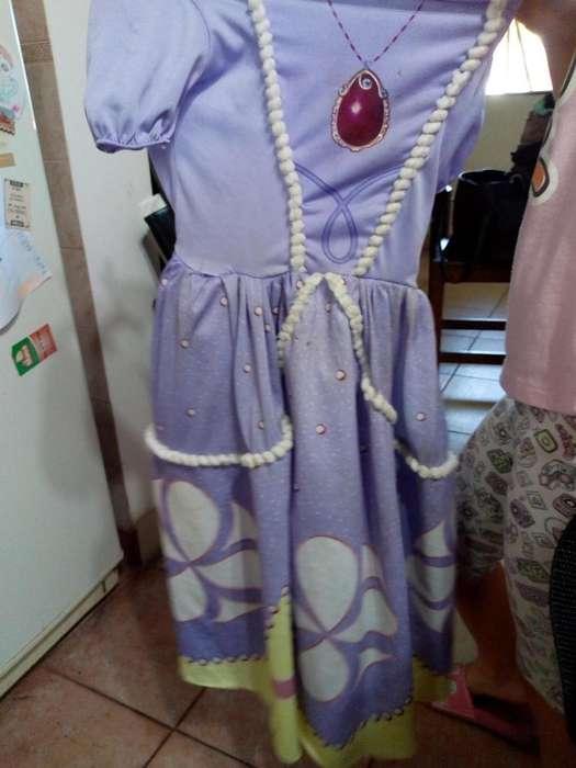 Disfraz de Princesita Sofía