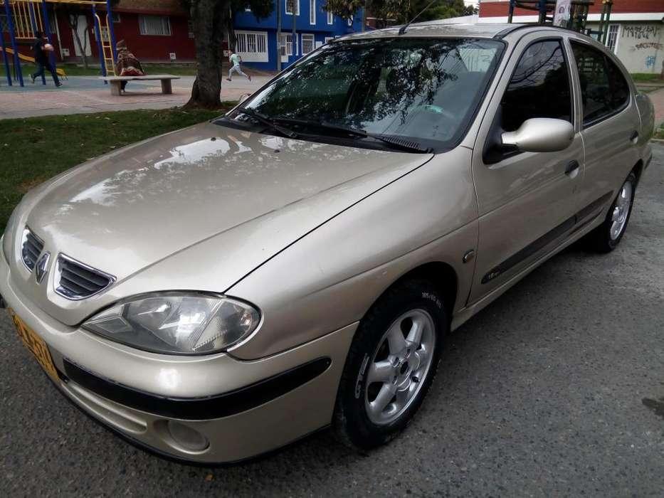 Renault Megane  2002 - 195000 km