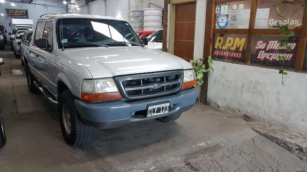 <strong>ford</strong> Ranger 1998 - 92000 km