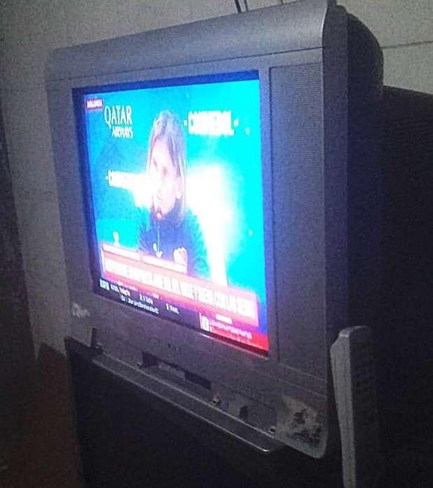 Vendo Tv con Su Control