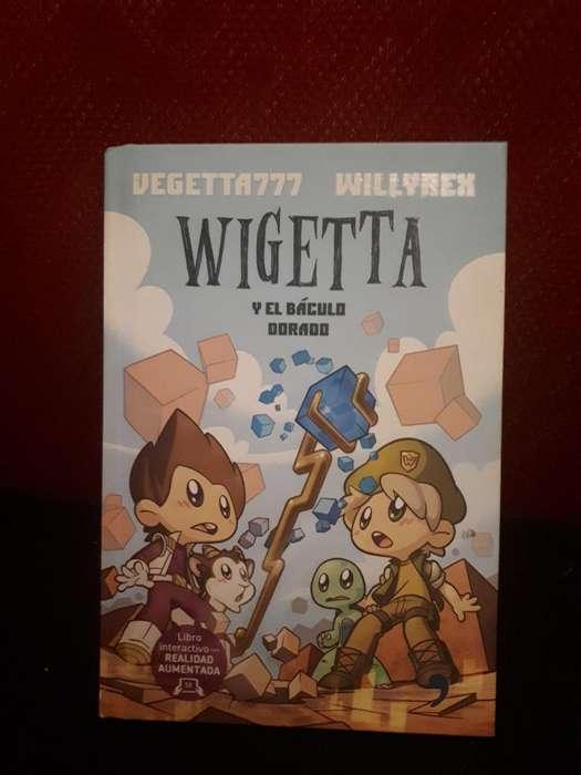 Libro Wigetta Como Nuevos Los 2
