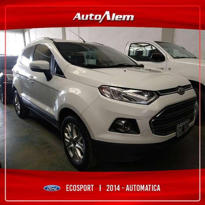 Ford Ecosport 2014 - 83000 km