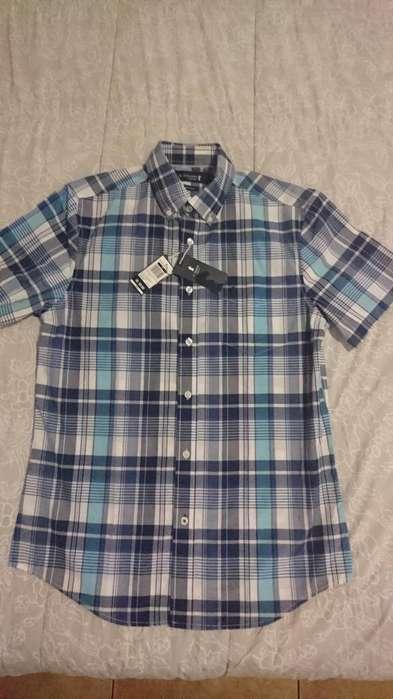 Camisa K Stevens Nuevas Originales T S