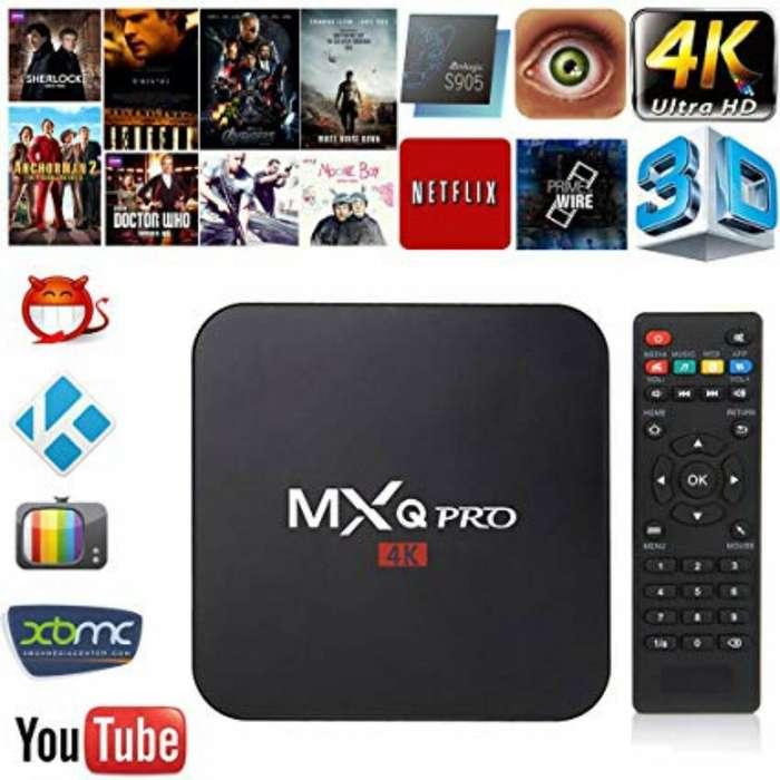 Tv Box Nuevo, Convierte Tu Tv en Smart T