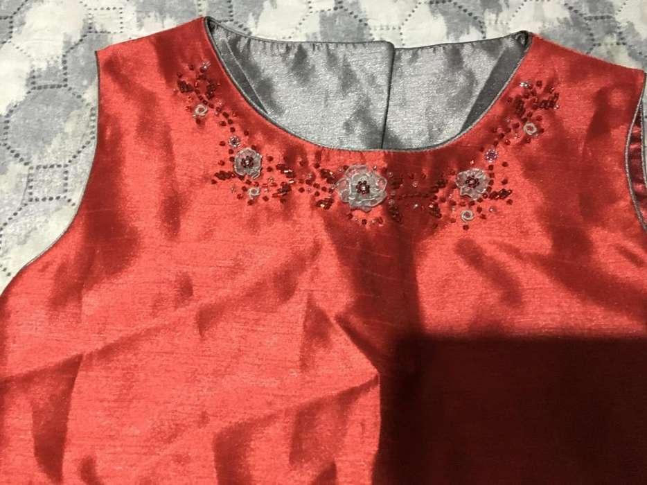 Vestido de Fiesta Talle 12