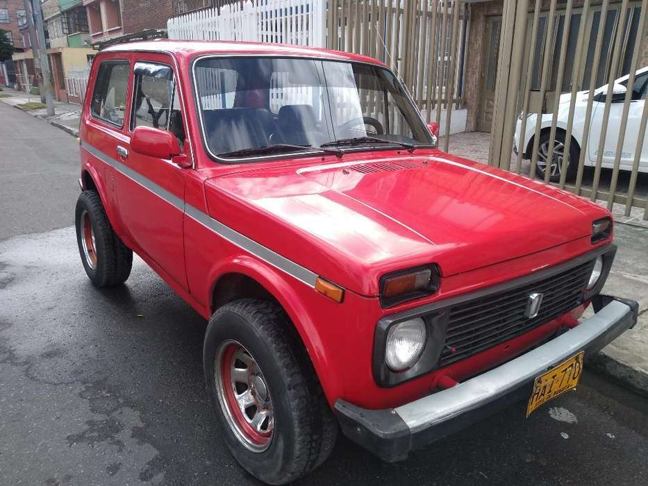 <strong>lada</strong> Niva 1980 - 158000 km