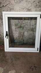 ventana banderola de aluminio