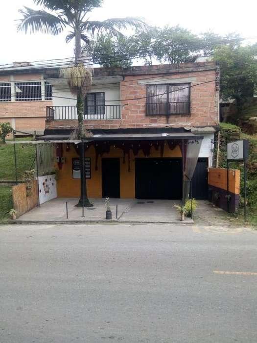 Casa lote en Belen Rincon