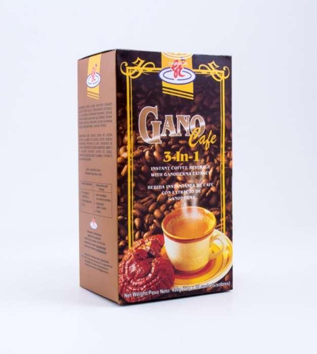 Cafe Saludable Gano Excel