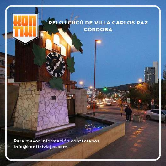Excursiones desde Villa Carlos Paz por las sierras de Córdoba