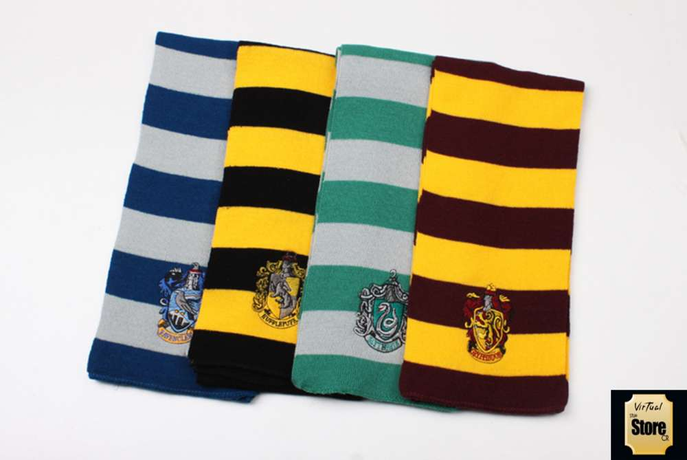 Bufandas de Harry Potter