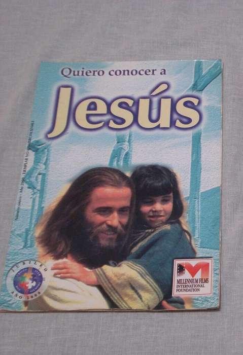 Libro: Quiero Conocer a Jesús...muy lindo!