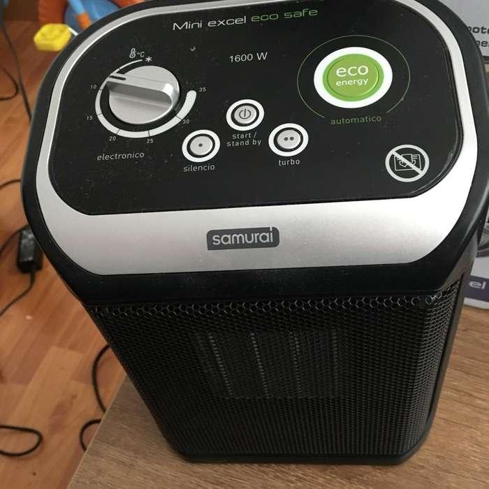 Calefactor Samurai 900w - 1600w