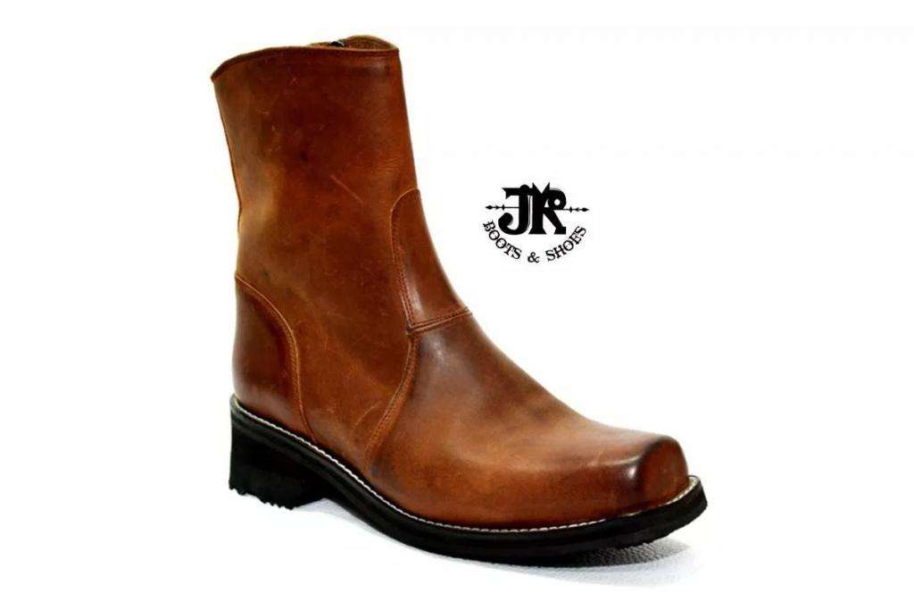 6646bb7958 Botas botinetas texanas cowboy talle 45 JR Charro Boots originales ...