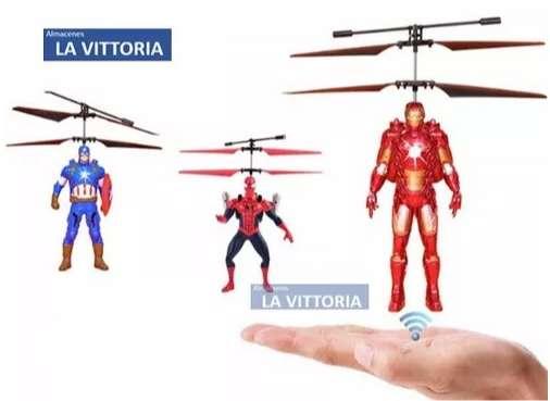 Helicópteros de Héroes