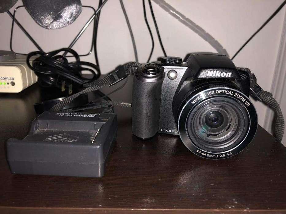 Excelente Nikon P80 10 de 10