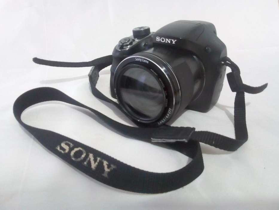 Camara Sony dsc-h400