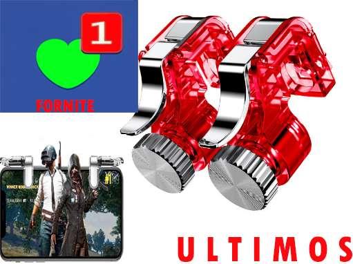 Gatillo Botón de fuego Smartphone teléfono móvil FORNITE L1 R1 PORQUE TE LO MERECES