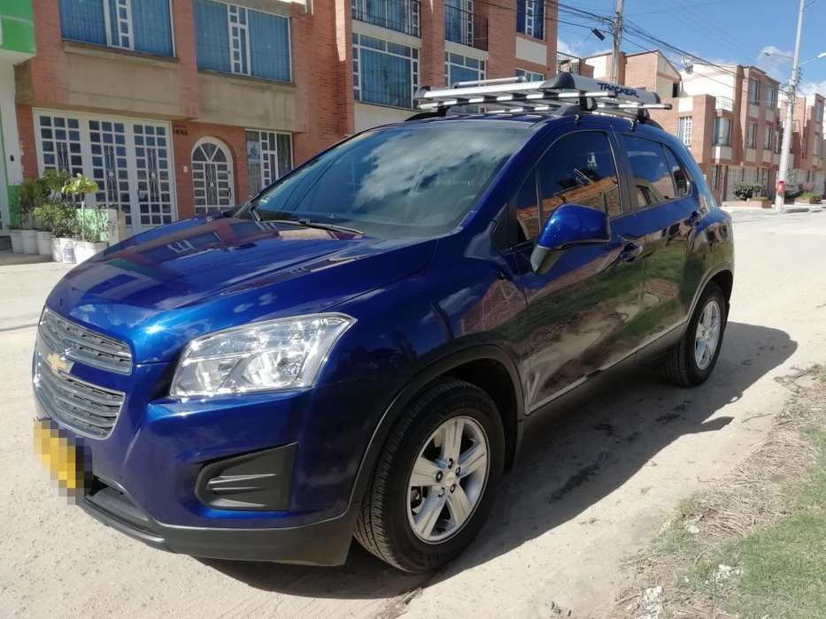 Chevrolet Tracker 2016 - 18500 km