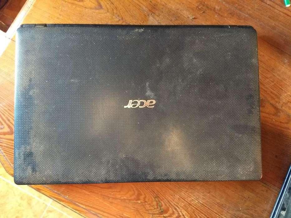 Acer aspire 5551 2362 para repuestos entera o por partes