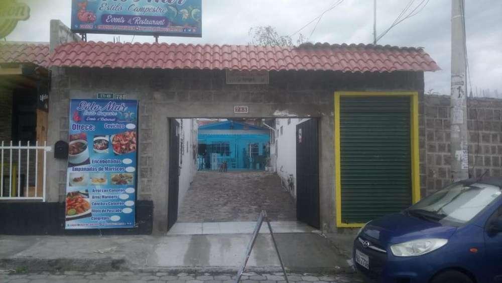 ARRIENDO LOCAL COMERCIAL PARA RESTAURANT