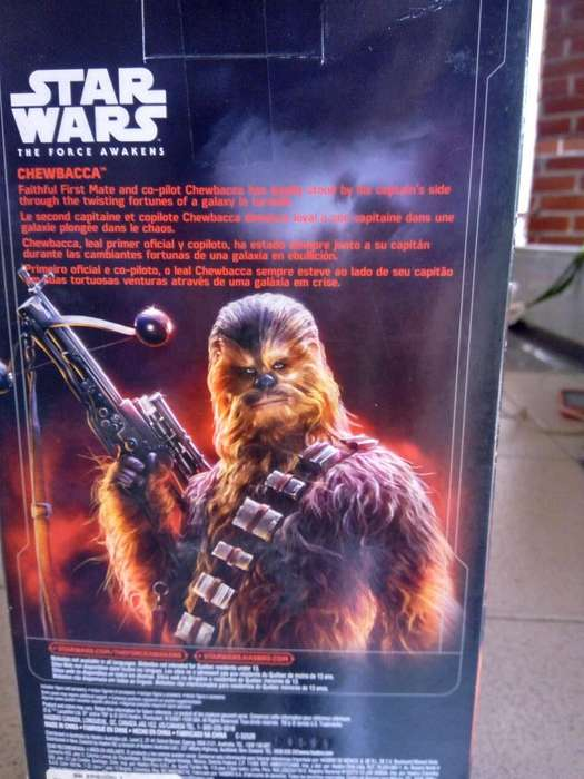 chewbacca de star wars