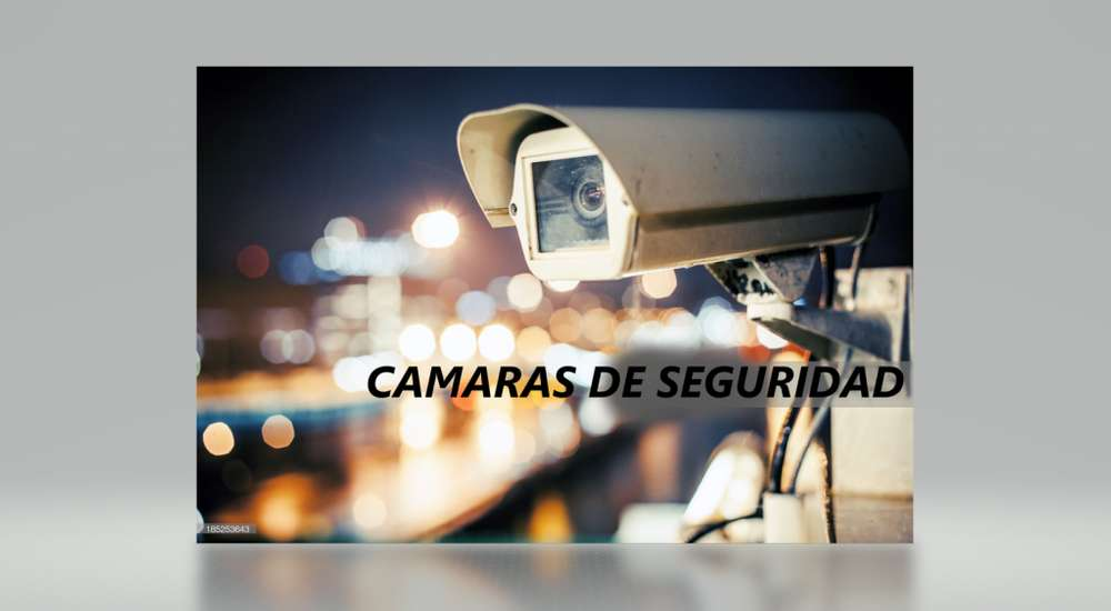 INSTALACION DE CAMARAS DE SEGURIDAD CCTV CEASAR Y GUAJIRA