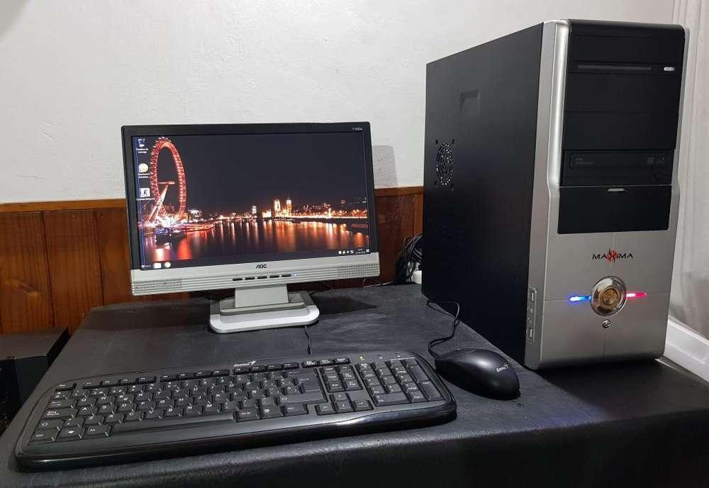 PC (computadora) de oficina o para internet completa