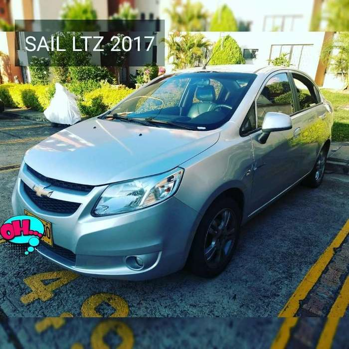 Chevrolet Sail 2017 - 38200 km