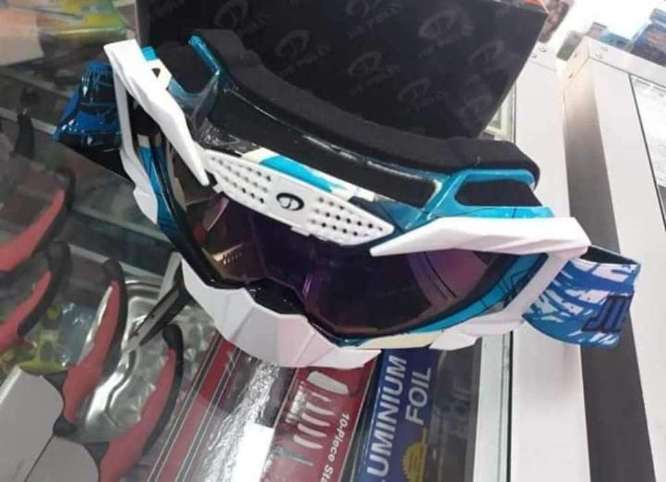 Gafas He Polly para Motocross Bicicrooss