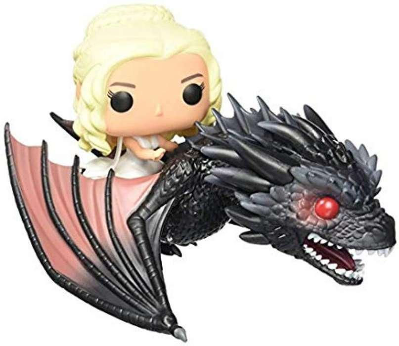 Funko Daenerys Y Drogon
