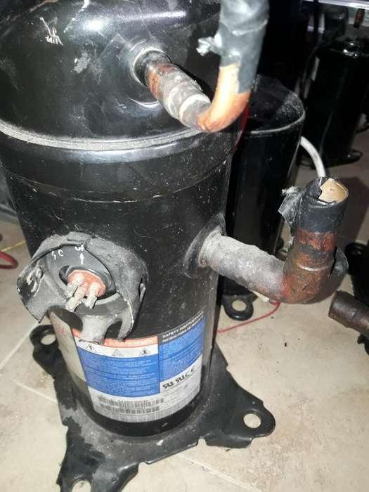 Compresor 4 Ton 3ph 220v
