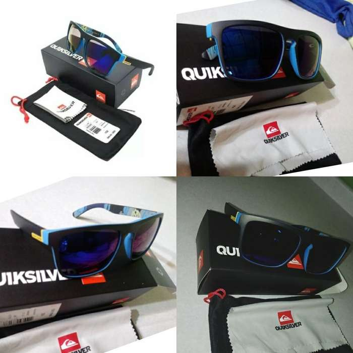 Lentes Quicksilver Y Spy