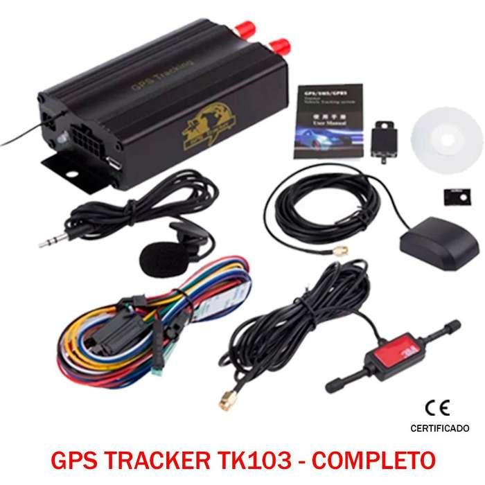 Gps Tracker Coban Tk-103 Localizador Auto Ios Android Win