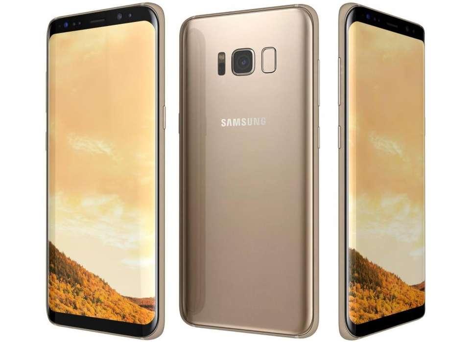 Samsung Galaxy S8 Plus Nuevo, no S9, no S10, no iPhone