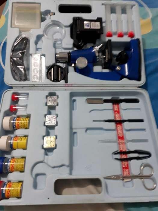 Vendo <strong>barato</strong> Microscopio