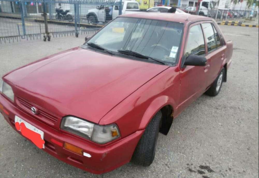 Mazda 323 2001 - 750000 km