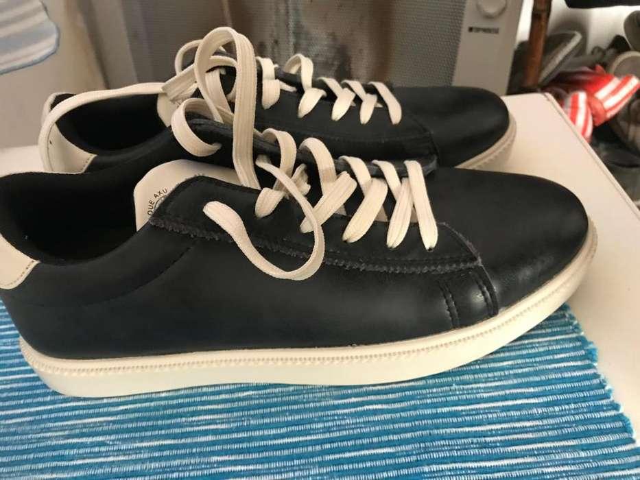 Vendo zapatillas nuevas de hombres