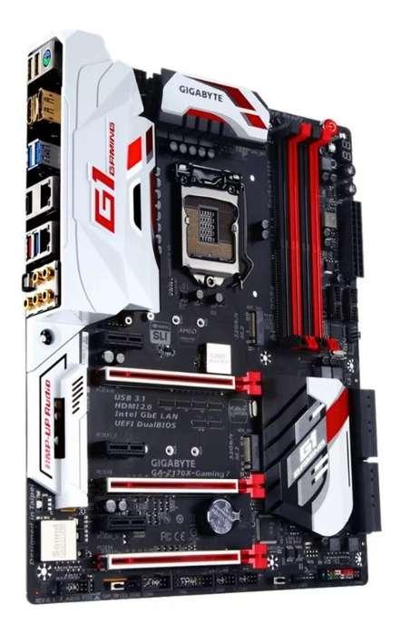 Mainboard Lga 1151 Gigabyte Ga-z170x Gaming 7