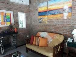 rs15 - Casa para 1 a 4 personas con cochera en Mar Azul
