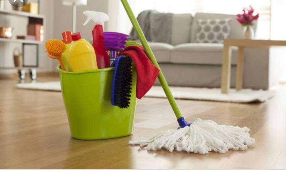 Servicio de Limpieza de Departamentos