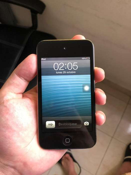 iPod Touch 4G 8Gb aprovecha